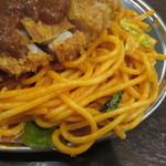 たまき食堂 - ナポリタン