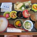 Irupojitano - 和朝食のおかゆ版です