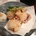 51101885 - 蛸の天ぷら