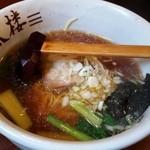 中華麺飯 太楼 - 私のラーメン