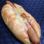 自然屋 - 料理写真:島唄チリドッグ。