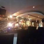 銀座 BAL KAKA - 深夜のバーカウンター
