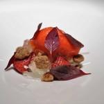 ロドラント ミノルナキジン - 苺とマスカルポーネのパルフェ