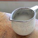 來輪 - 蕎麦湯