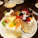ブライトン ベル - 手作りケーキ