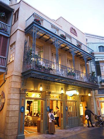 バイユー レストラン ブルー 【TDL】東京ディズニーランドの「ブルーバイユー・レストラン」を紹介!│D