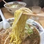 味の一平 - 麺♪