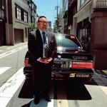 古都香 - 京都グルメタクシーの岩間さん(写真掲載許可済)