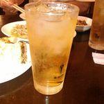 味の彩華 - ウーロン杯