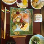 京料理 宮前 - 八景