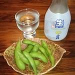にっぽんの洋食 江戸一 - 2016/05/17 11:50訪問 冷酒