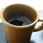 タイニー ガーデン キッチン - コーヒー。