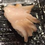 鮨 司 - 北寄貝