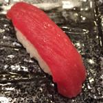 鮨 司 - 鮪 赤身