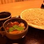 手打ち蕎麦いの上 - 料理写真: