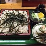 51121918 - お昼のミニ丼セット@702円