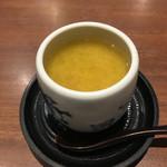 料理 旬仙 - 茶碗蒸し