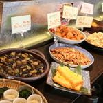 鳥乃炭家 - 【ランチ】おばん菜
