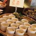 鳥乃炭家 - 【ランチ】自家製豆腐