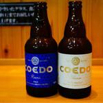 鈴木酒販小売部 - コエドビール