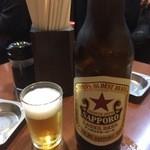 ばん - 瓶ビール