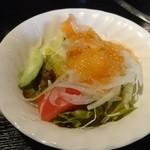 焼肉&グリル 貴坂 - サラダ(ランチ)