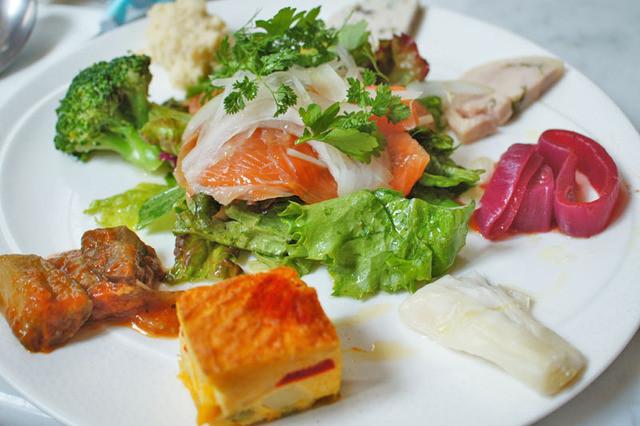 キオッチョラ・ピッツェリアの料理の写真