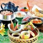 ◆お昼のかに御膳 ◆乙 姫 おとひめ
