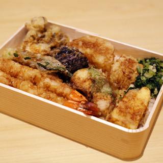 【ランチ】夜の天ぷらをもっとお気軽に。