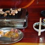 トレビアン食堂 - これもシナギモでは無いよ・・。