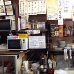 難波屋 - 店内