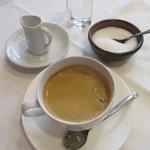 レストラン イデオ - 「コーヒー」