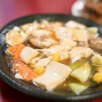 異味香 - 2016.5 牛バラと豆腐煮物(680円)牛腩豆腐