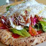 ダルマ ピザ - 料理写真:ダルマピッツア