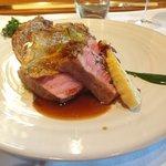レストラン マノワ - 仔牛のグリル(2016.4)