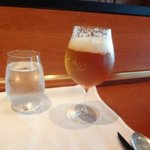 レストラン マノワ - ノンアルビール(2016.4)