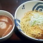 はな・3 - 料理写真:【味玉つけめん 1.5玉】¥900