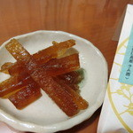謝花きっぱん店 - 冬瓜のラム酒漬け