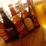 Pio - スペインビール5種