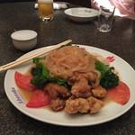 赤坂飯店 - 4500円コース  前菜の盛り合わせ