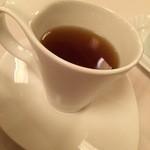清泉寮新館レストラン - 紅茶