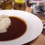 51138391 - 「GMC早稲田カレー」野菜のピクルス付き 750円