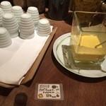 清泉寮新館レストラン - すごく美味しいかぼちゃのスープ