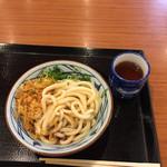丸亀製麺 - ぶっかけ並290円。50円引きクーポンで240円です(^O^)/