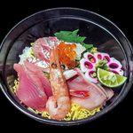 阿波膳ODORI - 阿波海鮮丼