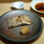 すし家 - [つまみ]東京湾竹岡産の太刀魚