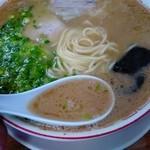 51140349 - 麺・スープのアップ(2016.4)