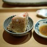 すし家 - [つまみ]北海道羅臼産の毛蟹