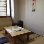 寿司一作 - 個室