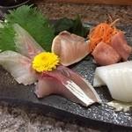 寿司一作 - お造り